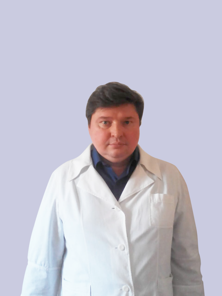 Врач психиатр-нарколог Одоленко Евгений Николаевич