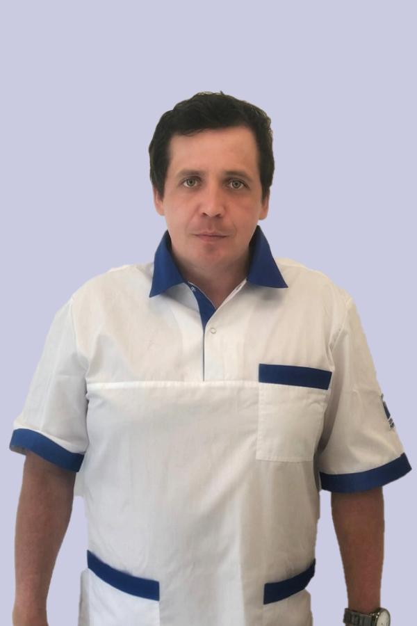 Врач-психиатр-нарколог Никифоров Михаил Юрьевич