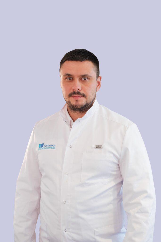Лазарев Игорь Александрович