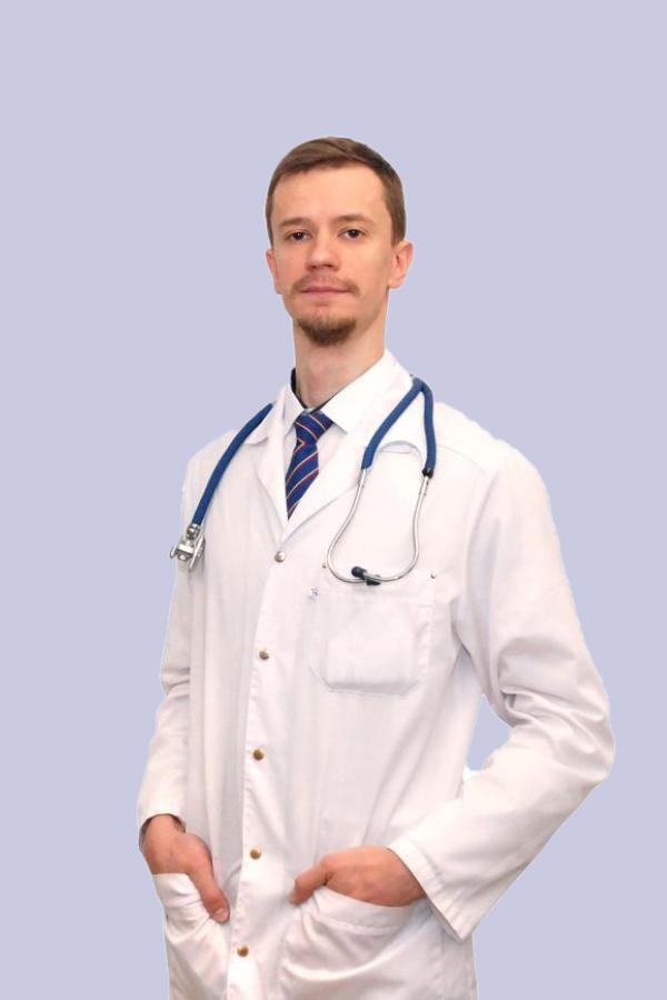 Былинский Дмитрий Николаевич, врач-нарколог