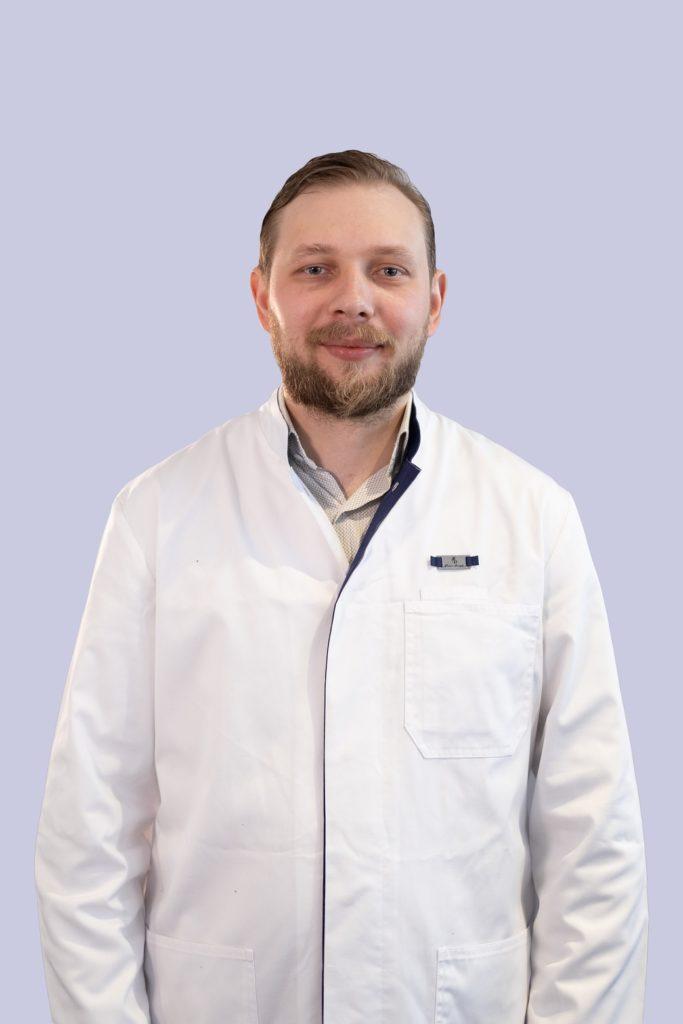 Врач психиатр-нарколог Зехов Евгений Игоревич