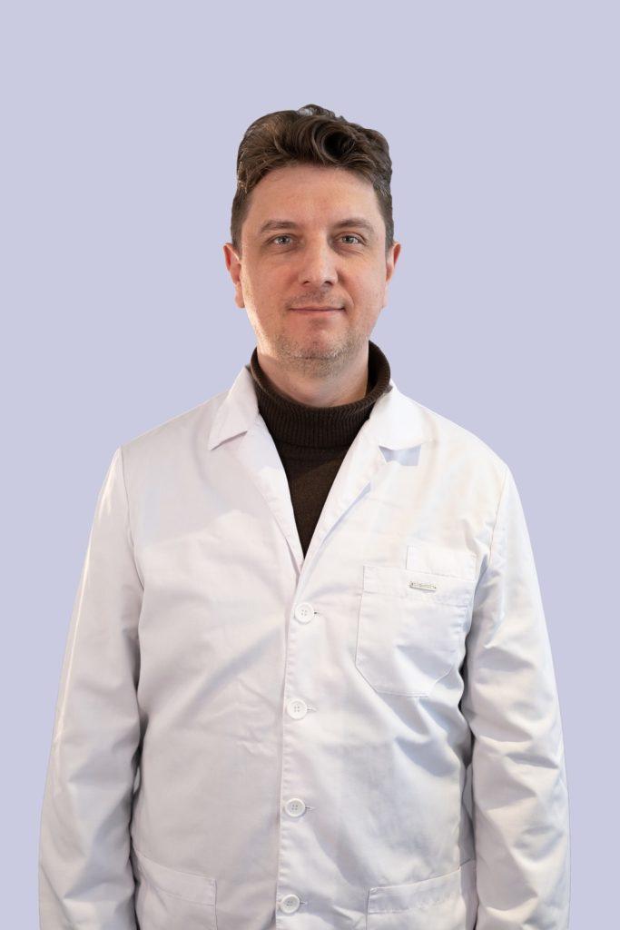 Психиатр-нарколог Козлов Виталий Валерьевич