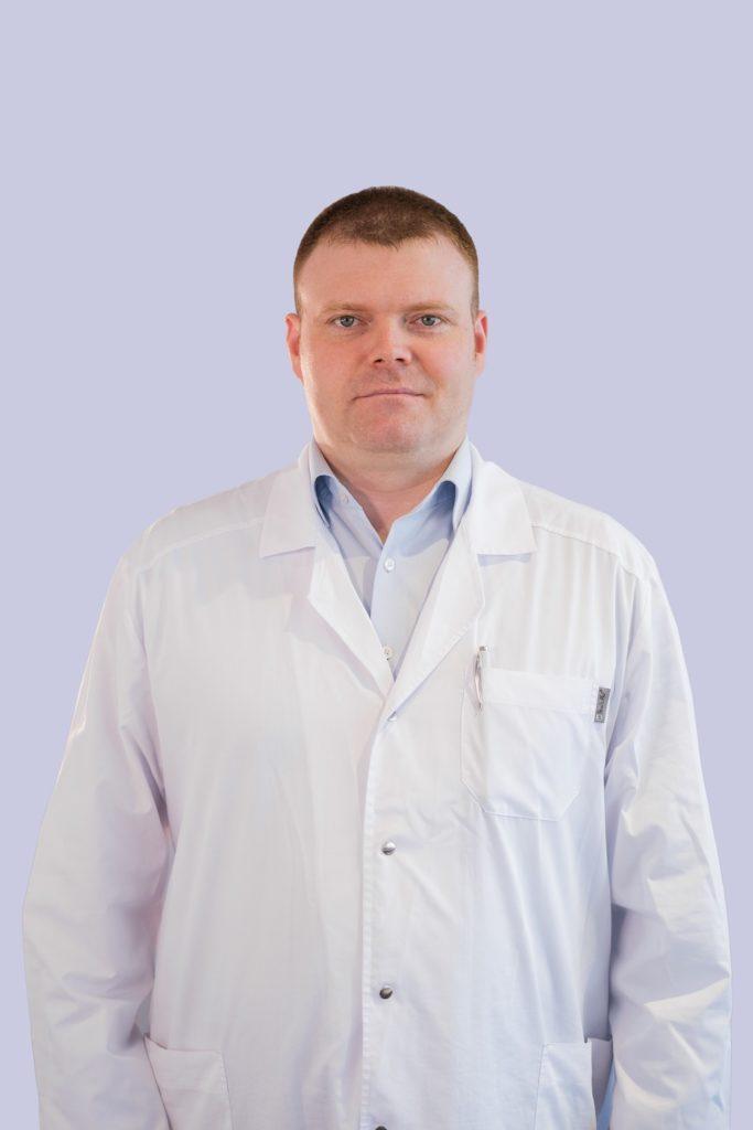 Психиатр-нарколог Чернов Игорь Геннадьевич