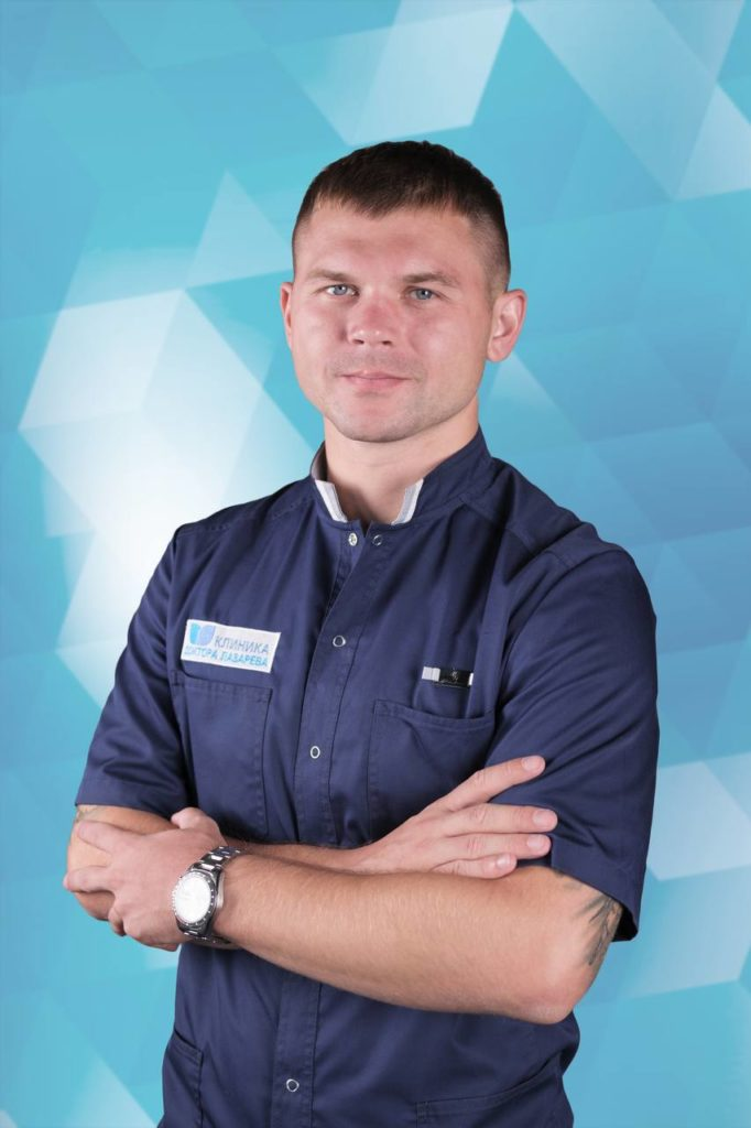 Бородовицын Антон Дмитриевич