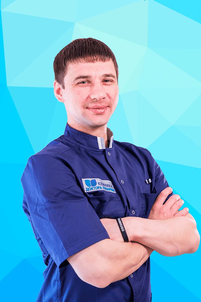 Есютов Денис Сергеевич